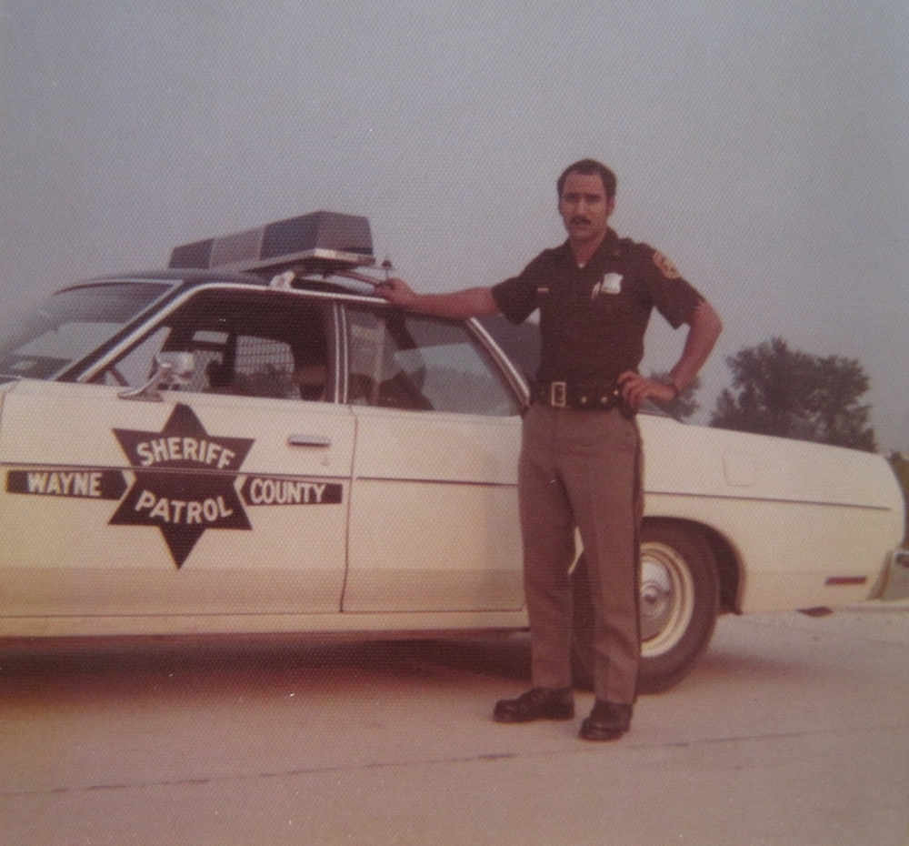 On patrol western Wayne County