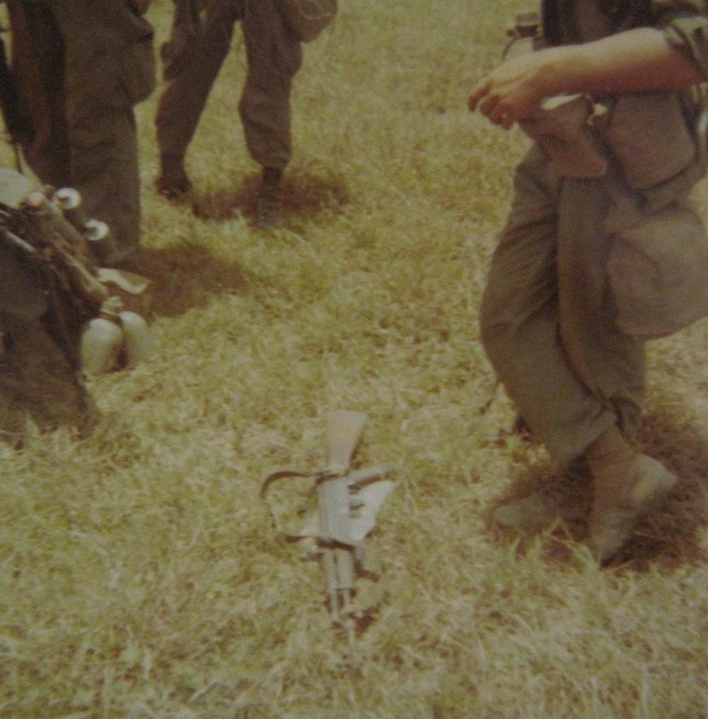 The Vietcong's AK47