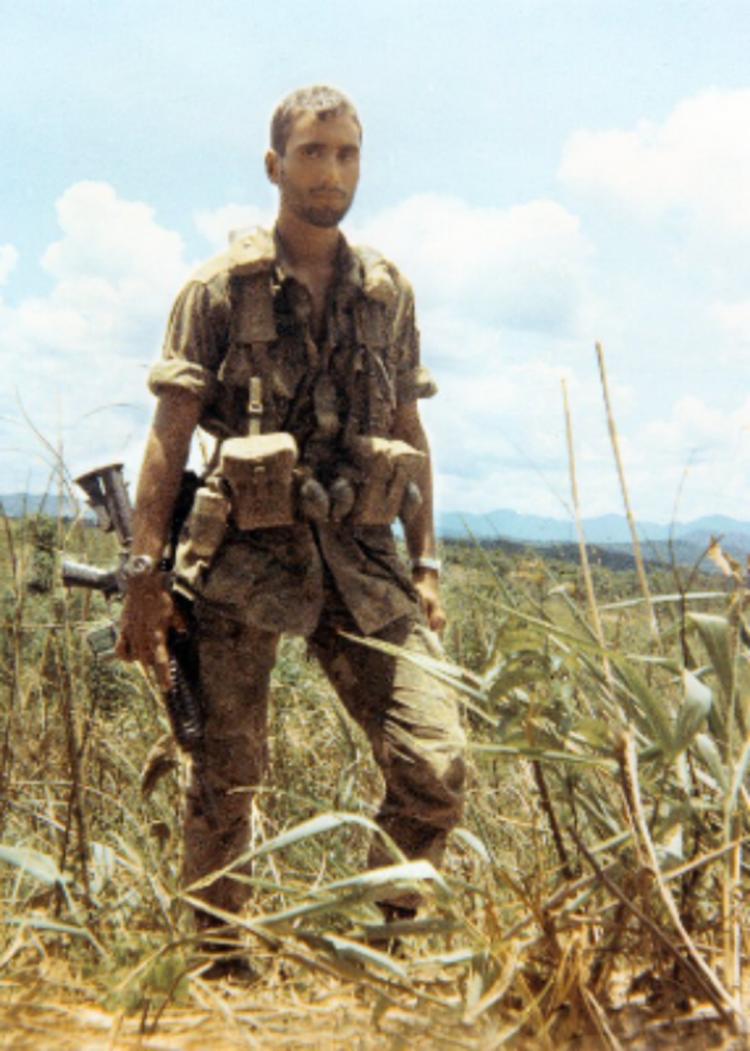 Sgt. Ankony