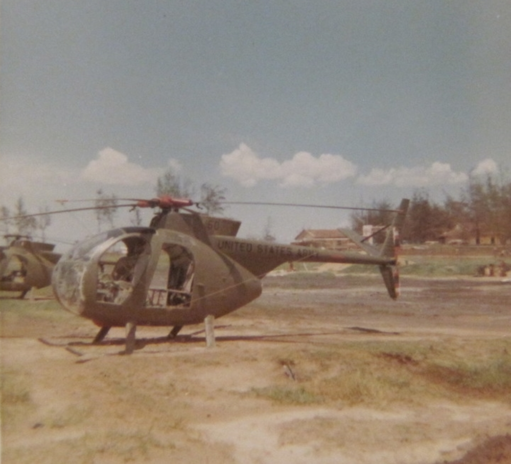 OH-6 Cayuse (LOH)
