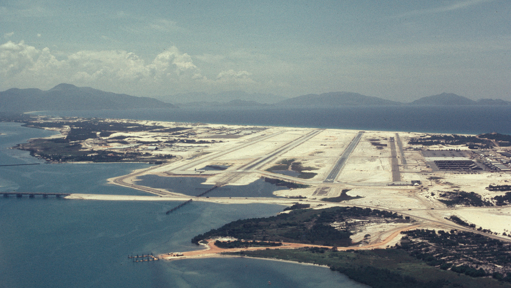 Cam Ranh Bay, Vietnam 1967