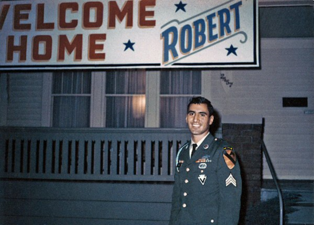 Wednesday, October 2, 1968, the night I arrived home