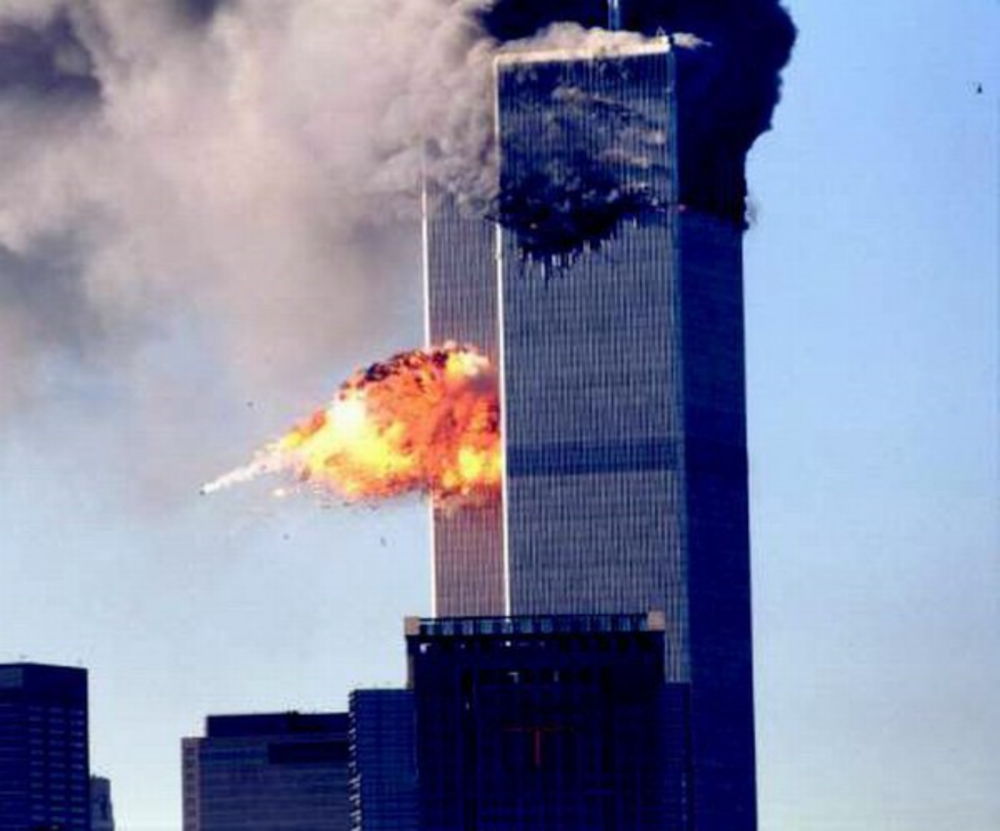 World Trade Center, September 11, 2001