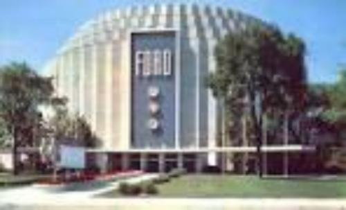 The Ford Rotunda