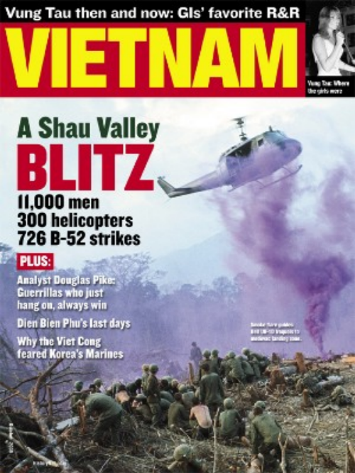 Vietnam magazine, October 2008.