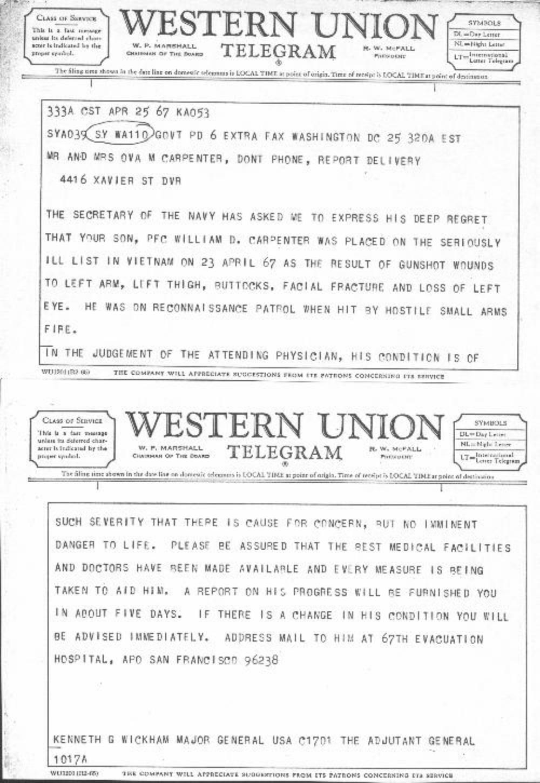 April 25, 1967