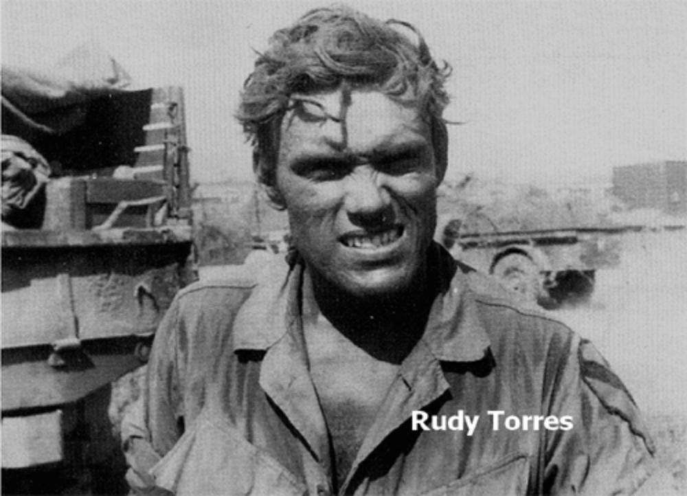 SSG Rudy Torres