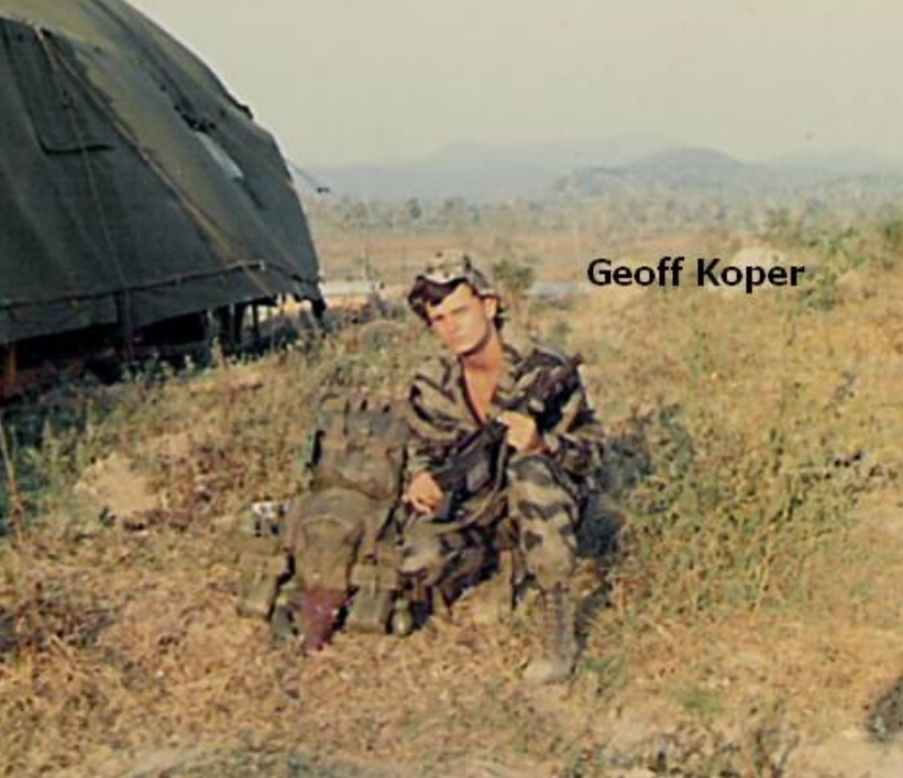 CPL Geoff Koper