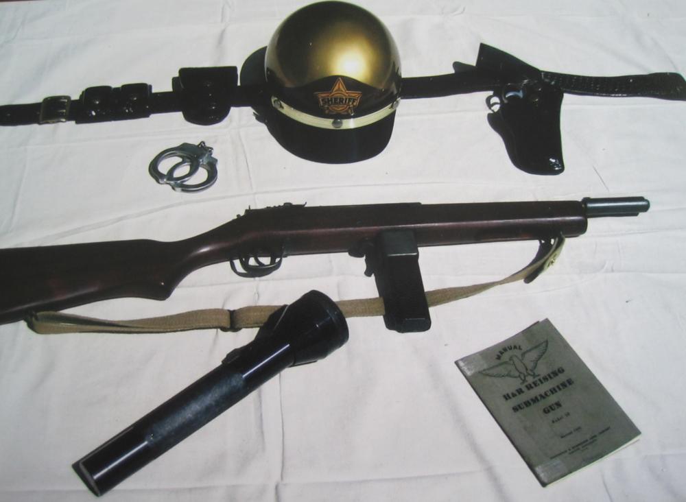 Reising Model 50 as used by police