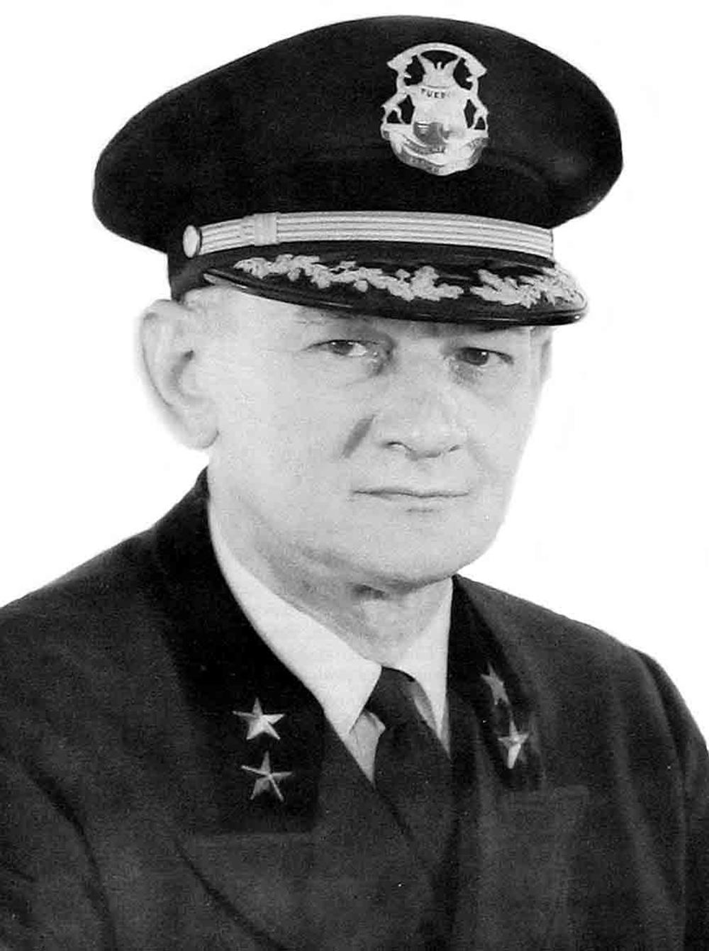 Commissioner John Nichols