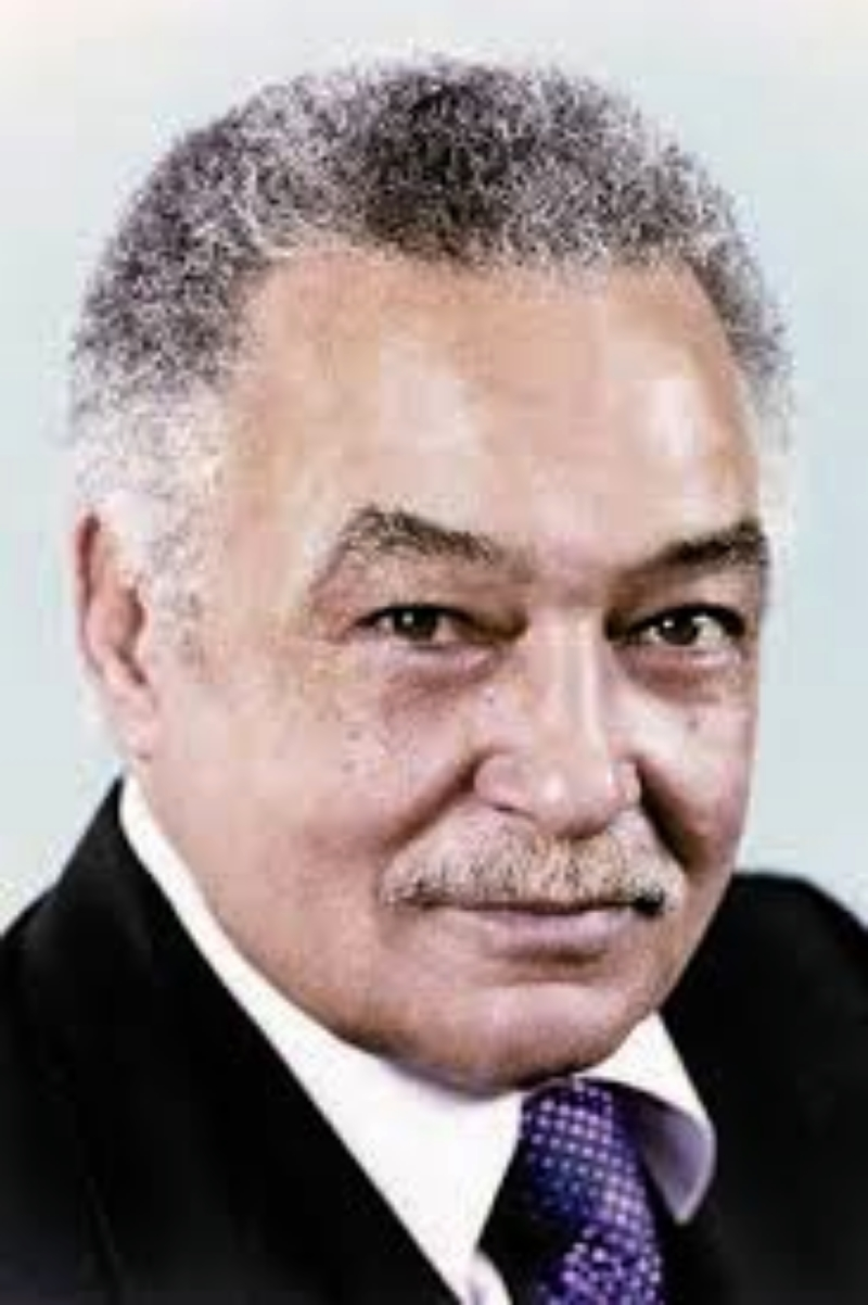 Mayor Coleman Young