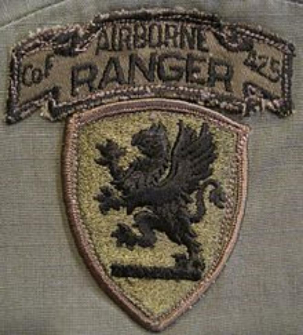 Company.F, 425th Inf.(Ranger)