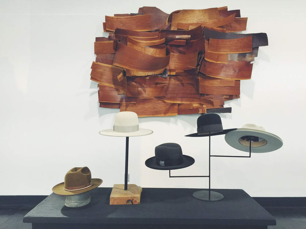 Hats by Will Leather Goods