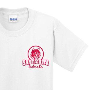 e732df35446ae Unisex T-shirt - Color Splash — Santa Rita PTA Online Store