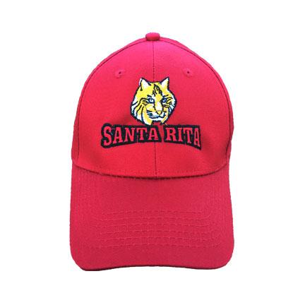 bbbeaa235d383 Santa Rita Bobcat Baseball Cap — Santa Rita PTA Online Store