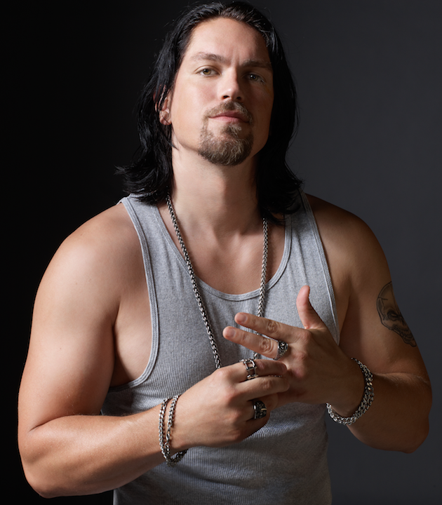 MensFitness.com:   Man Up With Steve Howey