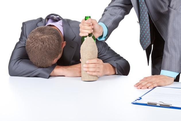 MensFitness.com: Overnight Expert: How to Conceal a Hangover