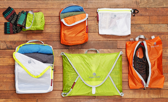 EagleCreek.com:   10 Travel Accessories You Can't Leave Home Without