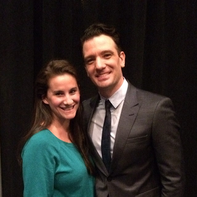 People:   JC Chasez Returns to Music in  Jesus Christ Superstar