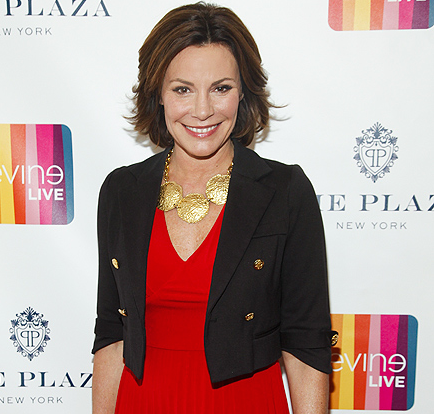 People Magazine: LuAnn de Lesseps Promises Drama on the Upcoming Season of RHONY
