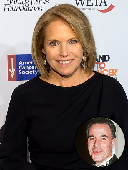 People Magazine:   Katie Couric on Late Husband Jay Monahan: 'I Hope He Would Be Proud of Me'