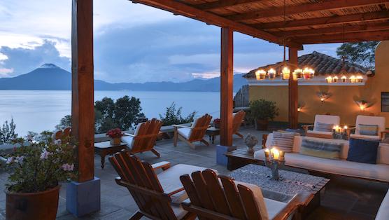 Paste Magazine:   Hotel Intel: Casa Palopo, Guatemala