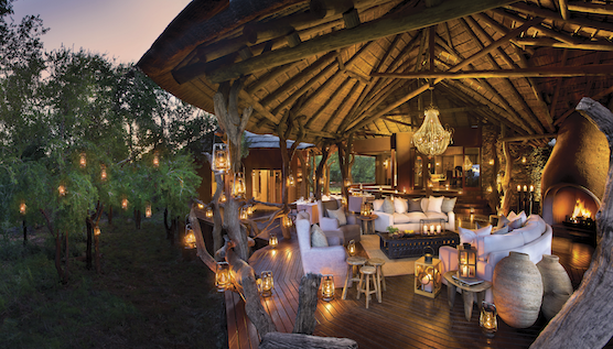 Paste Magazine:     Hotel Intel: Madikwe Safari Lodge