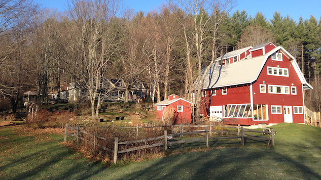 Paste Magazine:   Hotel Intel: West Hill House Bed & Breakfast, Vermont