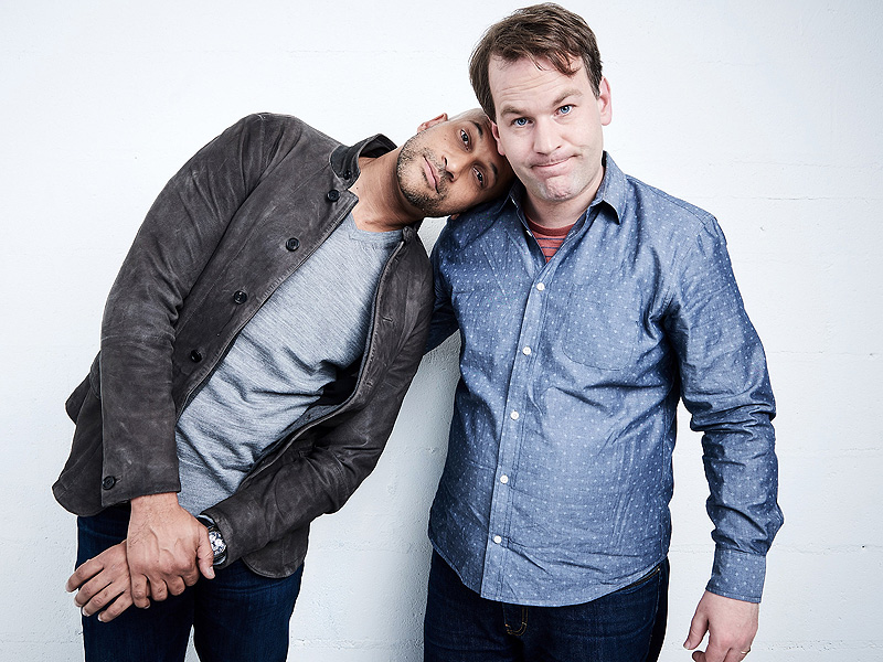 People Magazine: Mike Birbiglia Says Don't Think Twice Is 'Fictional' but Keegan Michael Key Says the Jealousy Was Real in His Career