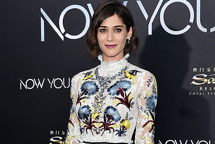 People Magazine: Lizzy Caplan Says She Would Have Fought Against Playing the 'Token Female' in Now You See Me 2
