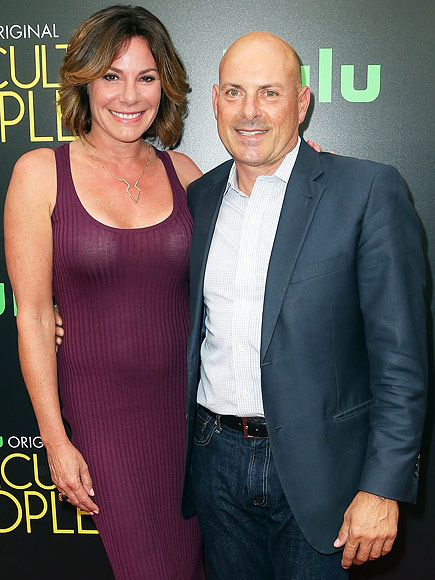 People Magazine: LuAnn de Lesseps' Fiancé Tom D'Agostino Speaks: 'I Never Dated Sonja or Ramona'