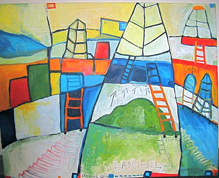 DREAM LANDSCAPE # 7 December 2012 Oil on Canvas. 40%22 x 50%22.jpg