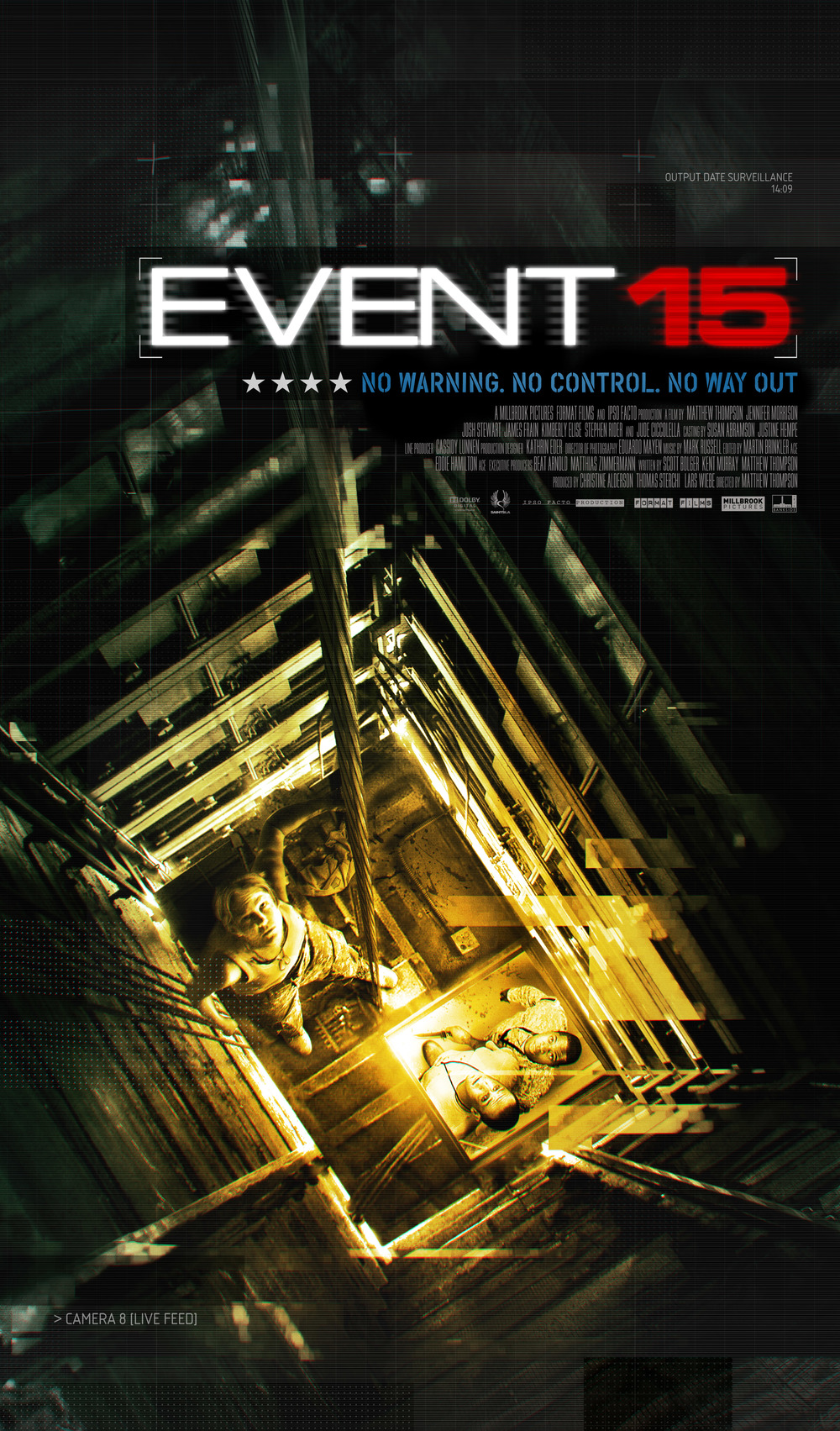 Event 15 (2013) Movie