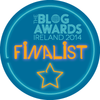 Blog Awards Finalist