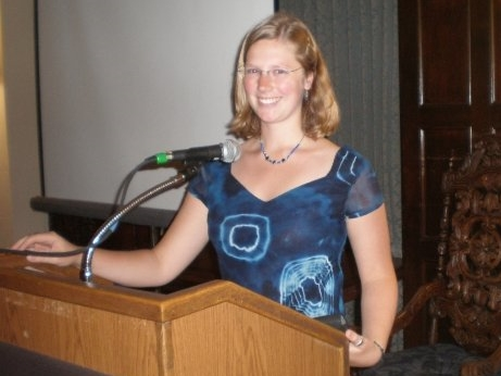 PresentingNomad paperComparative Literature Undergraduate Conference, 2009.
