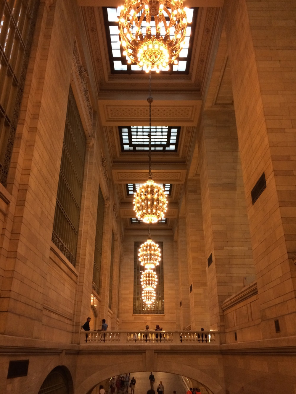 Grand Central Station,