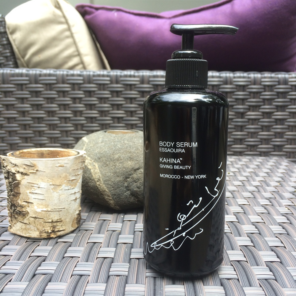 Kahina Giving Beauty Essaouria Body Serum