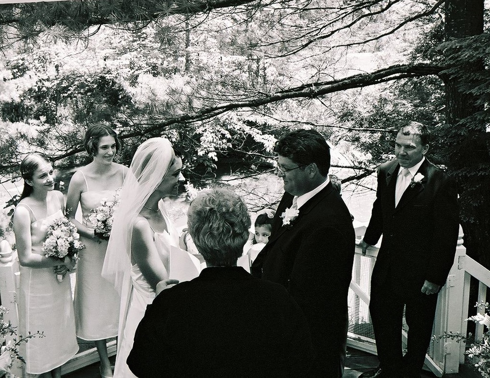 June 8, 2002. Happiest day ever.