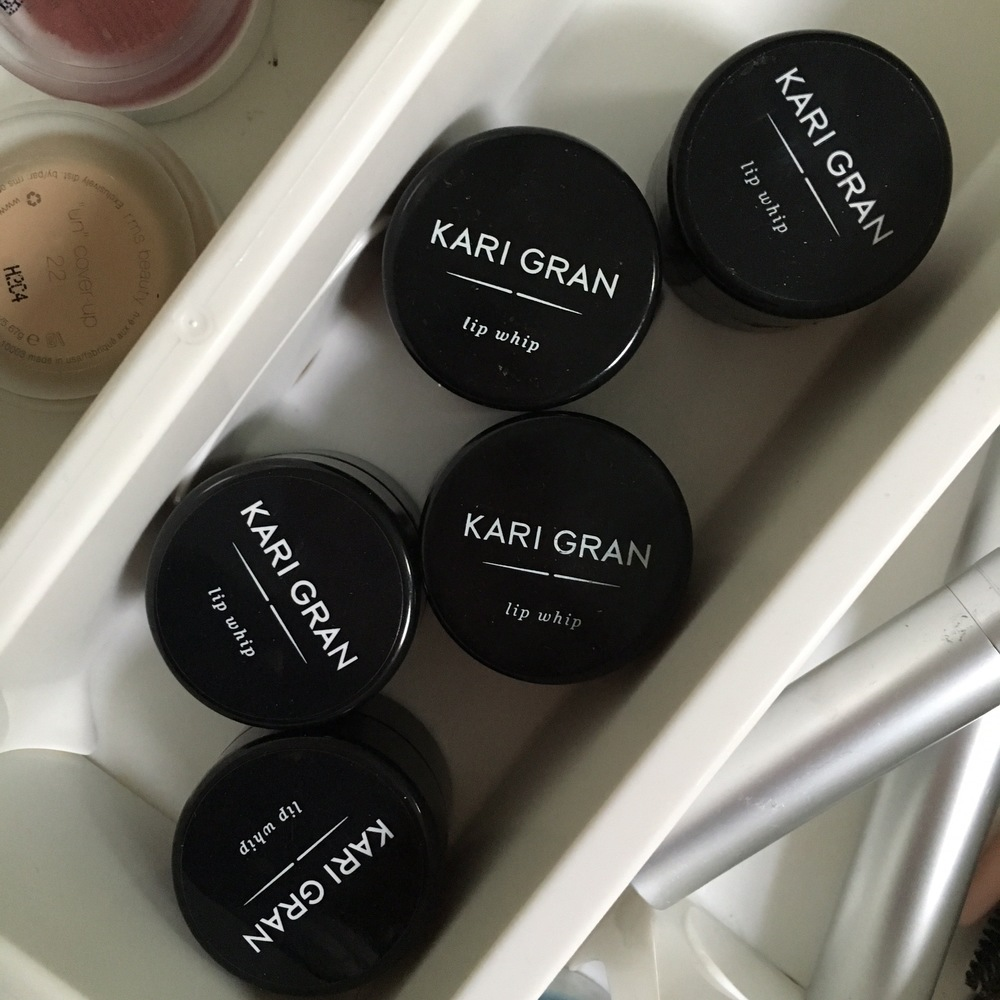 My Kari Gran Lip Whip obsession is real, people.