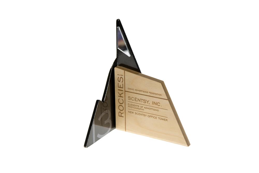 Rockies Award Silver