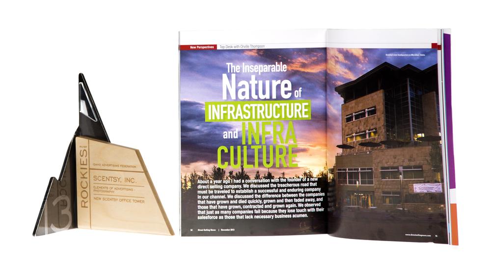 Rockies and Magazine