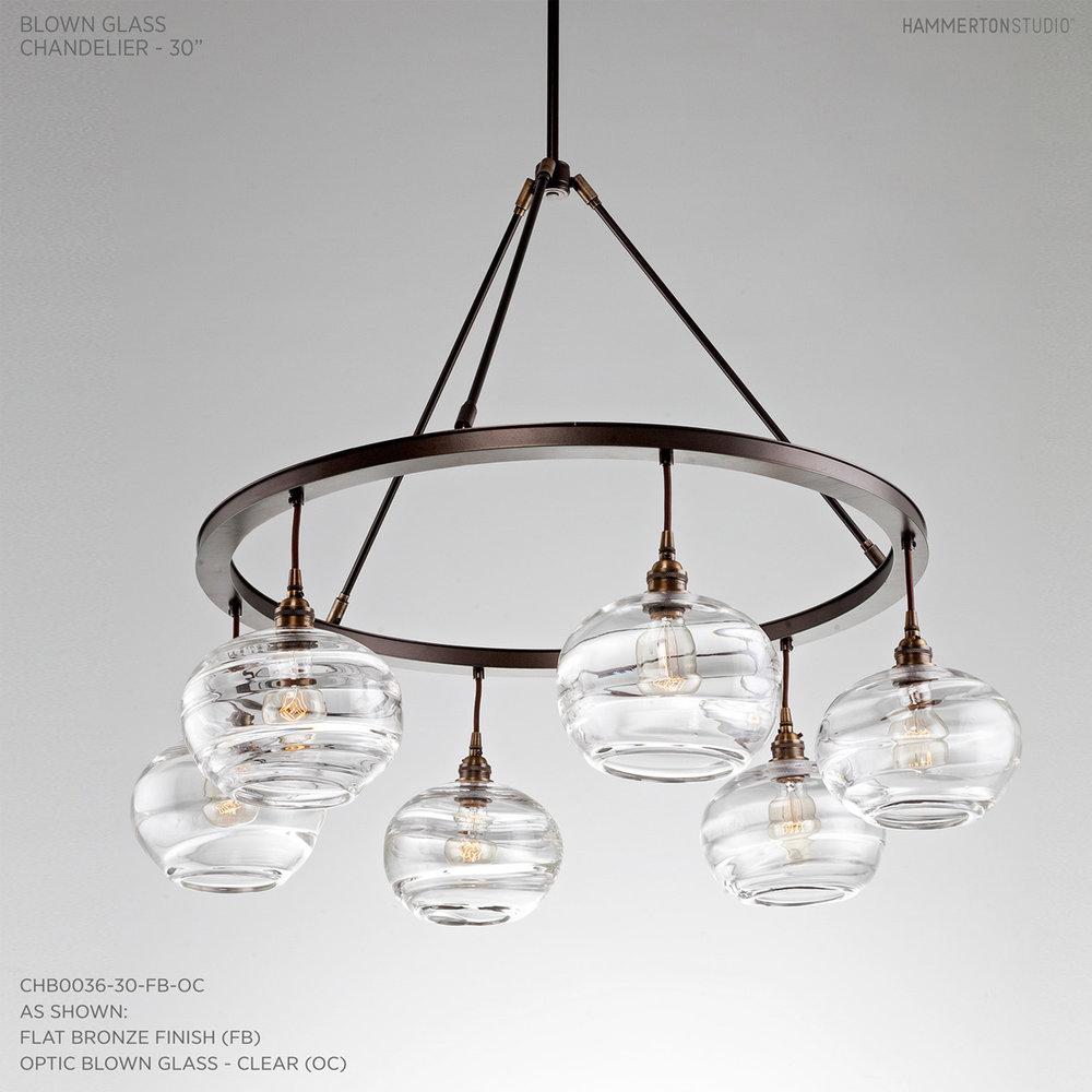 Coppa ring chandelier 30 chb0036 30 hammerton studio arubaitofo Images