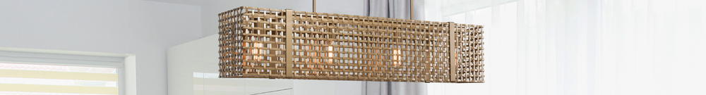Tweed Linear Suspension by Hammerton Studio
