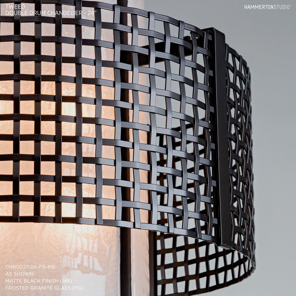 Tweed Lighting Collection Hammerton Studio