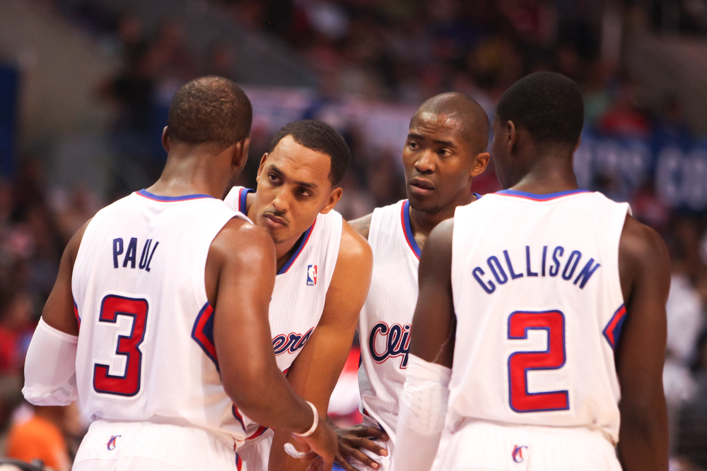 Clippers vs Thunder 11.13.30 / Photos by Varon Panganiban/Clippers