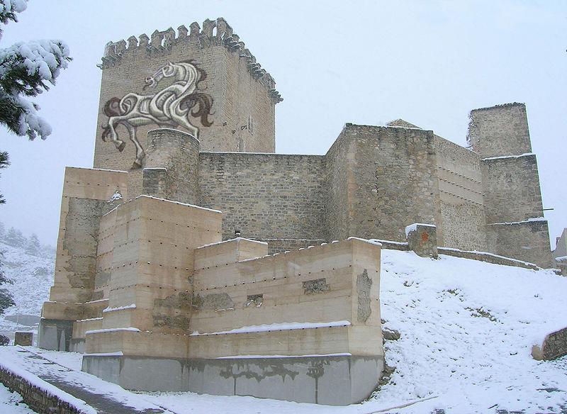 Horse -Moratalla-Murcia-Spain-castle-castillo.jpg
