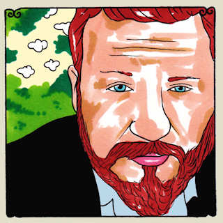 Illustration by Johnnie Cluney via Daytrotter