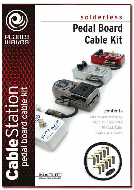 Planet Waves Cable Station