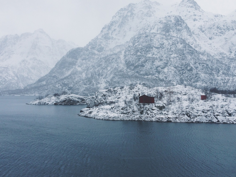 """Every Giant Will Fall // Every Mountain Will Move""   Trollfjord, Norway 
