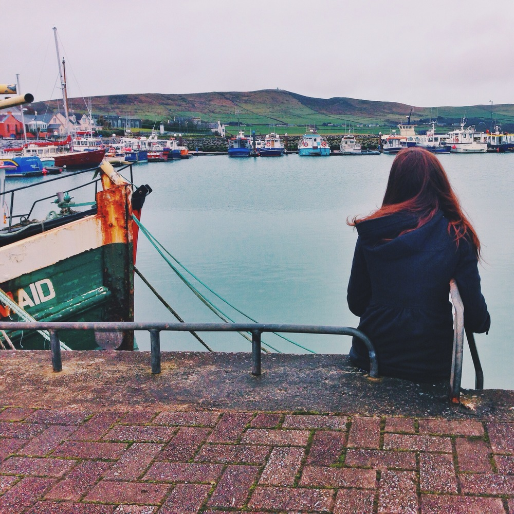 """""""The Harbor"""" ft. Chelsea McCall  Dingle, Ireland 